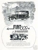 G.Romano-FIAT 500-auto-poster-print-Caltagirone-1927