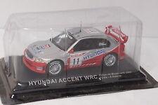 ALTAYA HUYNDAI ACCENT WRC #11 MONTE CARLO 2003 1:43