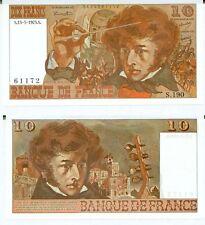 GERTBROLEN  10 FRANCS ( BERLIOZ  ) du 15-5-1977  S.190  Billet N° 0474261172