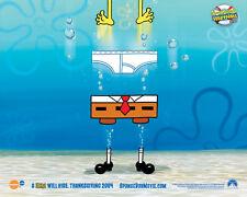 Spongbob SquarePants the Movie - Original UK Quad Poster 40 x 30 inches