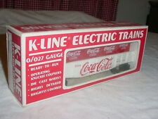 MIB K-Line Gondola Train Car Enjoy Coca Cola Coke 6517