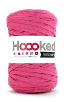 Hoooked RibbonXL 120M Cotton Yarn Knitting Crochet - Bubblegum