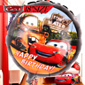 MCQUEEN CARS 3 PLANES BALLOON balloons BIRTHDAY PARTY LATEX FOIL