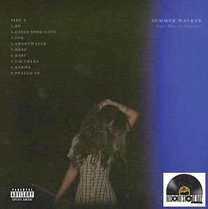 Summer Walker LAST DAY OF SUMMER Limited Edition RSD 2020 New Sealed Vinyl LP