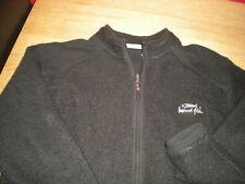 Weird Fish, Black, Full Zip, Size M, macaroni sweatshirt with front pockets
