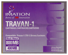 18 CARTUCCE TAPE IMATION TRAVAN-1  400 800 MB + 2 3M DC2120 OMAGGIO