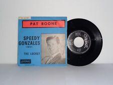 PAT BOONE SPEEDY GONZALES - THE LOCKET LONDON REC 45-HL 1421