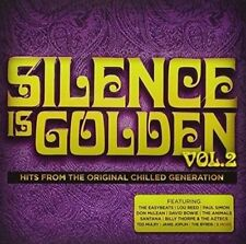 Silence Is Golden Volume 2 ~ 3CD SET HITS FROM DONOVAN,THE BYRDS,ANIMALS +