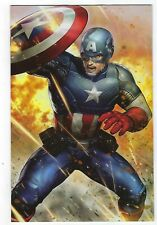 Captain America # 11 Battle Lines Variant Cover NM
