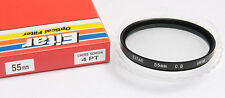 55mm CS4 4Pt Cross Screen Photo Filter Special Effects - Eitar Japan - NEW G9