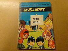 STRIP / DE SLIERT 1: WINT VELD! | 1ste druk