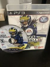 NCAA Football 14 (PlayStation 3, 2013) PS3 CIB Complete with Manual TESTED