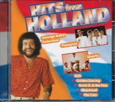 V/A - Hits from Holland CD Album 16TR Pussycat Maywood BZN Golden Earring 1998