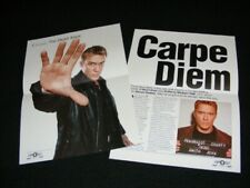 ANTHONY MICHAEL HALL magazine clippings