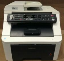 Brother MFC-9125CN All-In-One Laser Printer / 17906 pages count /tested working