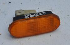 VW Golf 4 IV Cabrio 1E7 (98-02) Seiten Blinker Orange Kotflügel #22898-C17d