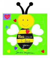 Huggable and Loveable Bee Soft Book Panel - Make your own - Freepost