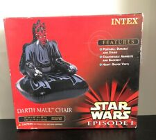 Star Wars Darth Maul Inflatable Chair Episode 1