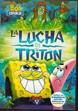 "Nickelodeon- Triton's Revenge[La Lucha de Triton]2010-Region "" 4"""