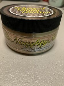 Devoted Creations So Naughty Nude Super Rich Whipped Body Butter 8 Oz Sealed