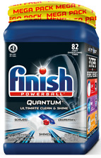 Finish Quantum Ultimate Clean & Shine Dishwasher Detergent 39.0 oz. 82 Tabs