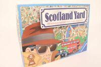 Scotland Yard Ravensburger Spiel Jagd nach Mister X 10-99 Jahre 3-6 Spieler
