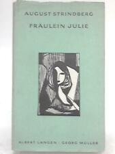 Fräulein Julie (August Strindberg - 1955) (ID:48521)