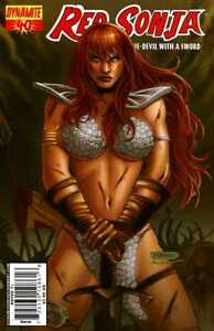 RED SONJA (2005) #40 Cover A  Back Issue