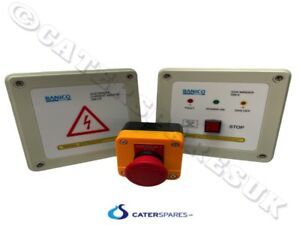 COMMERCIAL GAS INTERLOCK SYSTEM CONTROL PANEL CURRENT MONITOR CONTROLLED ISP4