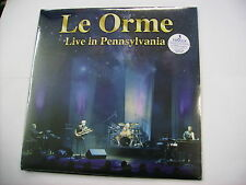 ORME - LIVE IN PENNSYLVANIA - 3LP VINYL 2009 NEW SEALED - COPY # 458/999