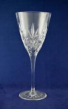 "THOMAS WEBB Crystal ""ROMEO"" verre à vin – 21cms (8-1/4"") Tall"