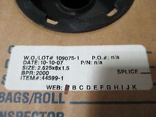 Auto Bag 2.625 x 8 x 1.5 MIL Polybag 2000/roll