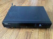PHILIPS CDR 870 CD Player Recorder - No Remote