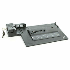 Lenovo 4337 Thinkpad Docking Station L420 T410 T410s T420 T420s T510 T520 -NO AC