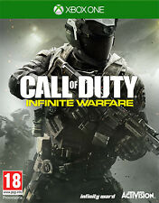 Call Of Duty Infinite Warfare XBOX ONE IT IMPORT ACTIVISION BLIZZARD