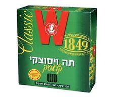 Classic Tea, WISSOTZKY , 100 bags