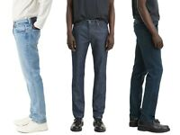 Levi's Jeans - Levi's Made & Crafted 511 Slim Fit Jeans - Various Colours - BNWT