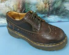 Dr Martens  mens Brown  Leather Shoes AW04 Size  UK 5 US 6