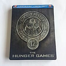 The Hunger Games Blu-Ray Steelbook [Canada] Embossed Future Shop Exclusive!