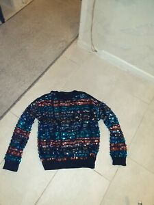 Girls BNWT Jumper From M&S Age 12-13 Yrs