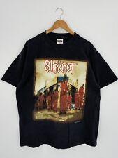 1999 Slipknot Size XL Vintage Band T-shirt/S36