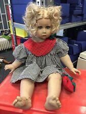 Puppe Hildegard Günzel Vinyl Puppe 66 cm. sehr selten