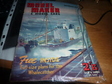 MODEL MAKER & MODEL CARS MAGAZINE December 1963
