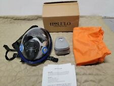 More details for holulu gas mask s100cl2 full respirator mask