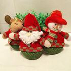New Christmas Santa Claus Xmas Tree Hanging Ornaments Festival Party Decorations