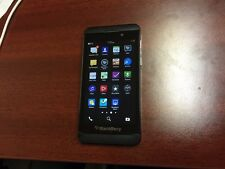 BlackBerry Z10 - Black - (Rogers) Good Condition