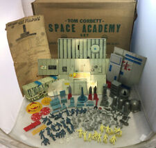 Vintage Marx Tom Corbett Space Academy Playset No 7009 Boxed