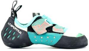 La Sportiva Womens Oxygym Bouldering Caving Club Climbing Shoes US 4 EU 35.5