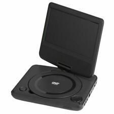 ONN ONA19DP006 Swivel Portable DVD Player Kit, 7IN