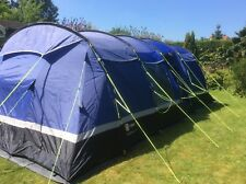 Hi Gear Kalahari 10 Man Tent, Porch & accessories